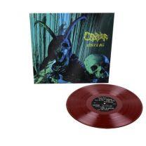 CADAVER - Edder & Bile (Oxblood Vinyl)