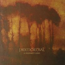 PRIMORDIAL - A Journey's End (Gold Vinyl)