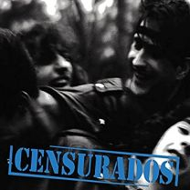CENSURADOS - Censurados (White w/ Blue Splatters Vinyl)