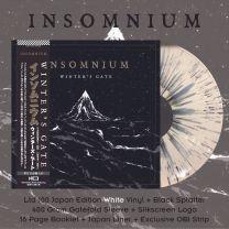 INSOMNIUM - Winter's Gate (White Vinyl + Black Splatter Vinyl)