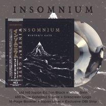 INSOMNIUM - Winter's Gate (Black + White Swirl Vinyl)