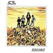 SAMSON - Survivors (Yellow Vinyl)