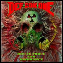 DEF CON ONE - Brute Force And Ignorance (Green vinyl)