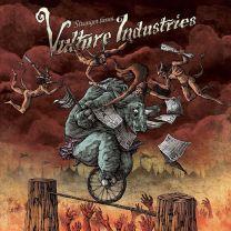 VULTURE INDUSTRIES - Stranger Times (Sea Blue Vinyl)