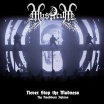 MYSTICUM - Never Stop The Madness (The Roadburn Inferno) ( + DVD)