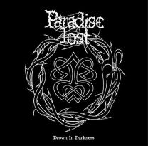 PARADISE LOST - Drown In Darkness - The Early Demos (Smoke Grey / Black vinyl)