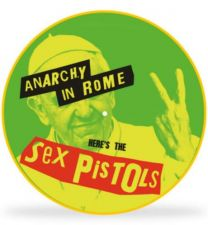 SEX PISTOLS - Anarchy In Rome (Picture Disc)