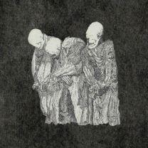 MYLINGAR - Döda Själar (Half Black With White And Black Splatter Vinyl)