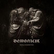 DEMONICAL - World Domination (Plate Of Puke Vinyl)