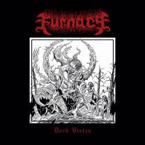 FURNACE - Dark vistas (Transparant Red Vinyl)