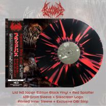 BLOODBATH - Nightmares Made Flesh (Black Vinyl + Red Splatter)