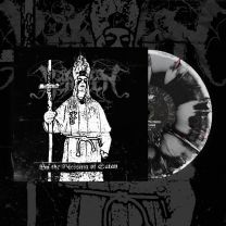 BEHEXEN - By The Blessing Of Satan (Grey With Black / White / Magenta Splatters Vinyl)