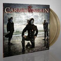 CARACH ANGREN -  Death Came Through A Phantom Ship (Gold Vinyl)