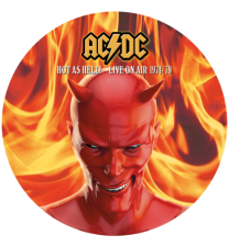 AC/DC - Hot As Hell! - Live On Air 1974-'79 (Picture Disc)