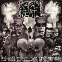 NAPALM DEATH - The Code Is Red... Long Live The Code (White vinyl)