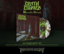 DEATH COURIER - Necrotic Verses (Splatter Vinyl)