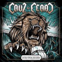 CRUZ DE FERRO - Leão dos Mares  (White | Blue Vinyl)