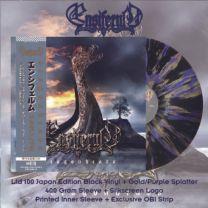 ENSIFERUM - Dragonheads (Black/Gold/Purple Splatter Vinyl) japan