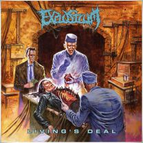 EXPLOSICUM - Living's Deal (brown marbled vinyl)