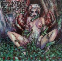 CANNIBAL CORPSE - Worm Infested (Red vinyl)