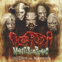 LORDI - Monstereophonic (Theaterror Vs. Demonarchy) (clear vinyl)