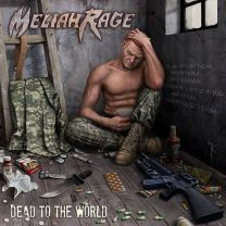 MELIAH RAGE -Dead To The World (white vinyl)