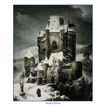 MOSAIC - Old Man's Wyntar (Clear white / Blue Splatter vinyl)