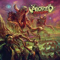 ABORTED - Terrorvision (blue transparent vinyl)