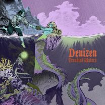 DENIZEN – Troubled Waters (Pink vinyl)