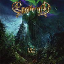 ENSIFERUM -Two Paths  (Blue Green Turquoise vinyl)