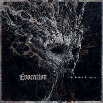 EVOCATION - The Shadow Archetype (Grey with Black Marble vinyl)