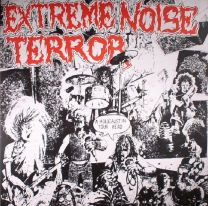 EXTREME NOISE TERROR - A Holocaust In Your Head (red vinyl)