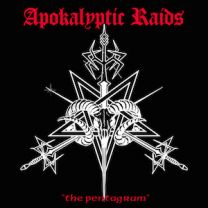 APOKALYPTIC RAIDS - The Pentagram (Red Vinyl)