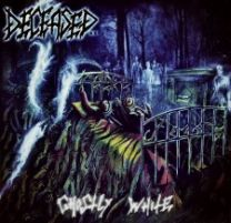 DECEASED - Ghostly White (Glow In The Dark Vinyl)