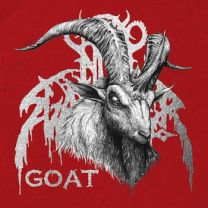 NUNSLAUGHTER - Goat (Red/Silver Swirl Vinyl)