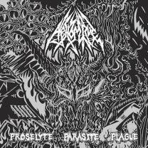 ABHOMINE - Proselyte Parasite Plague (White Vinyl)