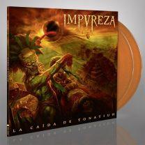 IMPUREZA - La Caida De Tonatiuh (Orange Vinyl)