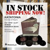 "KATATONIA - The Fall Of Hearts (CD, Album DVD, DVD-Video,  2 × Vinyl, 10"", Album All Media, Deluxe Edition, Artbook)"
