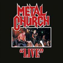 METAL CHURCH - Live 1986