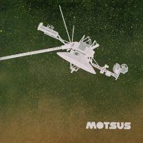 MOTSUS - Oumuamua (Green / Black Marbled Vinyl)