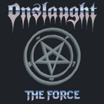 ONSLAUGHT - The Force ( Transparent Royal Blue Vinyl)