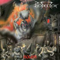 PROTECTOR - Golem (Neon Orange Vinyl)
