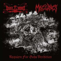DROWNING/MISGIVINGS - Requiem For Gods Perdition