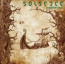 SOLTICE - Lamentations (Green Transparent Vinyl)