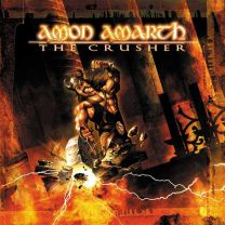 AMON AMARTH - The Crusher (Black Vinyl)