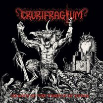 CRURIFRAGIUM - Beasts Of The Temple Of Satan (Red Vinyl)
