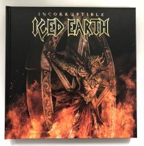 "ICED EARTH - Incorruptible (2 X 10"" + CD ,artbook)"