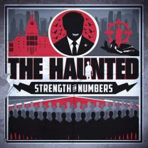 THE HAUNTED - Strength In Numbers (Red Vinyl , LP + CD)