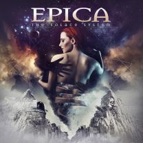 EPICA - The Solace System (gold green vinyl)