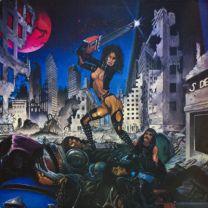JAG PANZER - Tyrants (Transparent Ultra Clear Vinyl